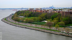 Five Boro Bike Tour (wmliu) Tags: nyc newyorkcity usa ny cycling us fiveborobiketour shoreparkway wmliu may12011 viewfromverrazanobridge