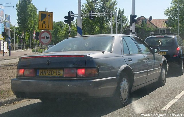 seville cadillac 1994 sts