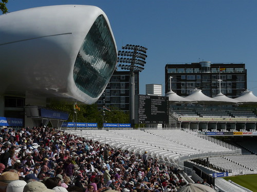 Lords Stands and Media Centre