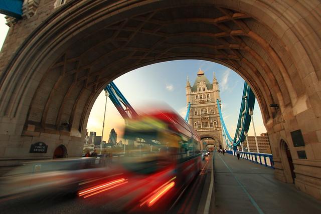 Tower Bridge (La prima a Londra / The first in London!) (Explore!!!) (Tower Bridge, London, England)