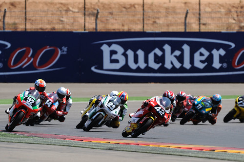 Cev Buckler 2011 comienza en el Circuito Motorland