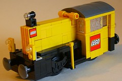 LEGO Kf (GavynRogers2pt0) Tags: by train germany denmark toy toys lego trains owned picnik switcher shunter kof
