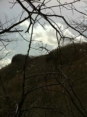 氷妻山方面から鼻曲山
