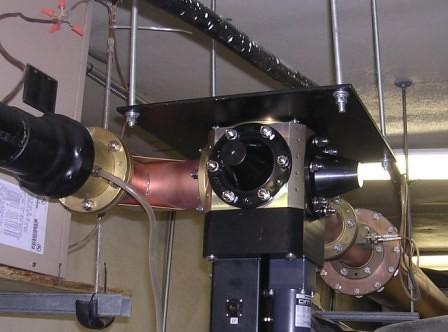 KKFI - part of new transmitter in 2011 by kkfi901fm