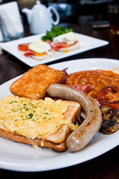 Malones Hearty Breakfast