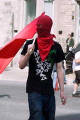 (Askalon) Tags: canada quebec montreal protest communist demonstration anarchist mayday may1 anticapitalist clac