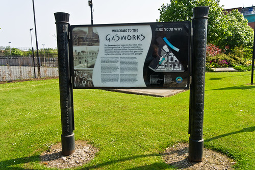 Belfast City - Welcome To The Gasworks