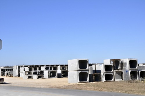 concrete products - boxes