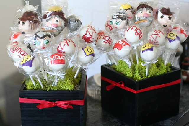 Farmville Cake Pops