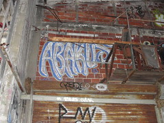 ABAKUS (Lurk Daily) Tags: graffiti bay east ub abakus