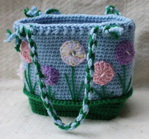Flower Bag Finished