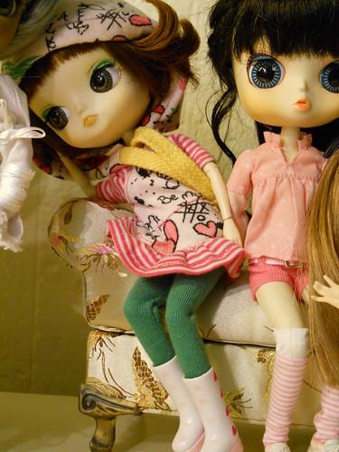 Mia and Danielle