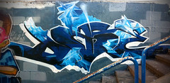 Ariel 2011 (D'Boogaloo) Tags: kids graffiti israel fresh ewok always msk afk dase bamer