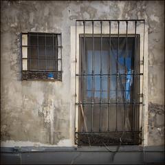 I[][]I (Regine Sahmel) Tags: window ventana reja spain fenster finestra cuenca gitter