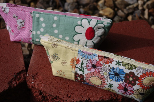Amy Butler Origami Bags