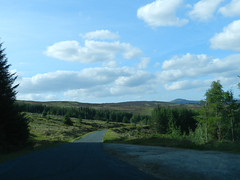 Driving home from Glenmalure