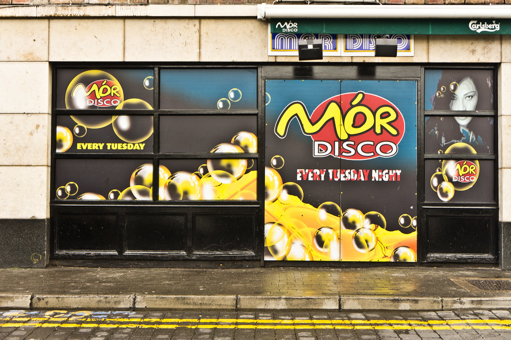 Limerick - MÓR Disco, Every Tuesday