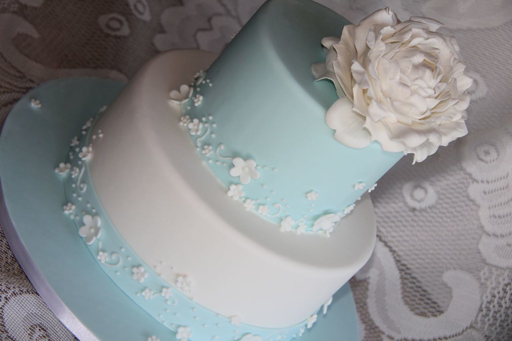 Tiffany Themed Wedding Cakes Image Collections Wedding Decoration