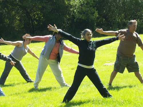 Yoga at Tilden11