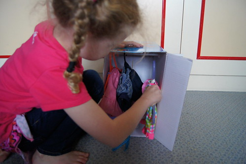 Kids Rooms - Build-a-Bear wardrobe