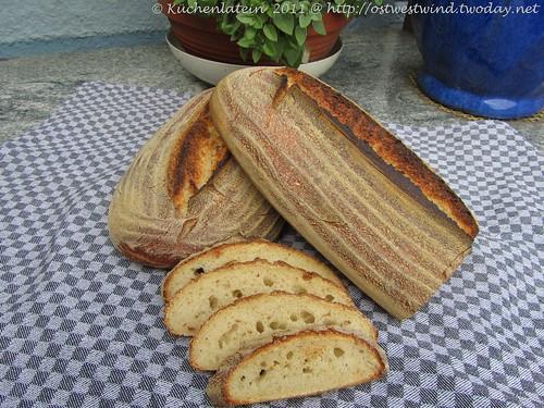 Brot mit Durumweizen - Semolina Bread