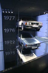 BMW Stapel - BMW Museum