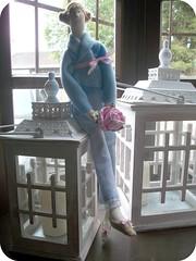 Tilda (CANELA COOL by CAROL) Tags: doll boneca tilda
