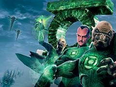 [Poster for Green Lantern]
