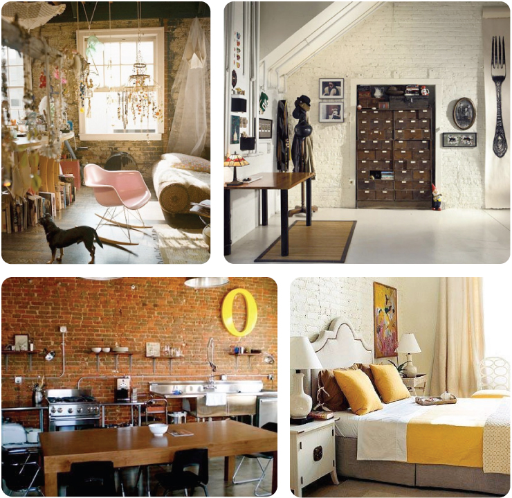 Exposed Brick Inspiration (1)