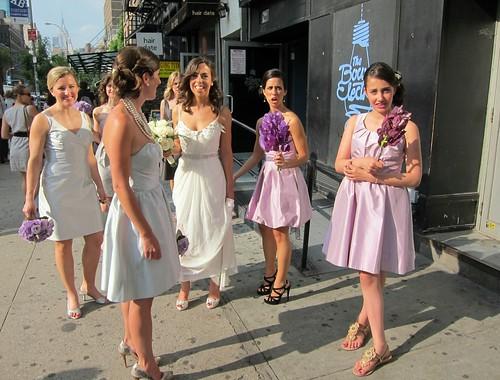 Bowery Bridesmaids