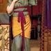 A Pompeian Lady by Goodward
