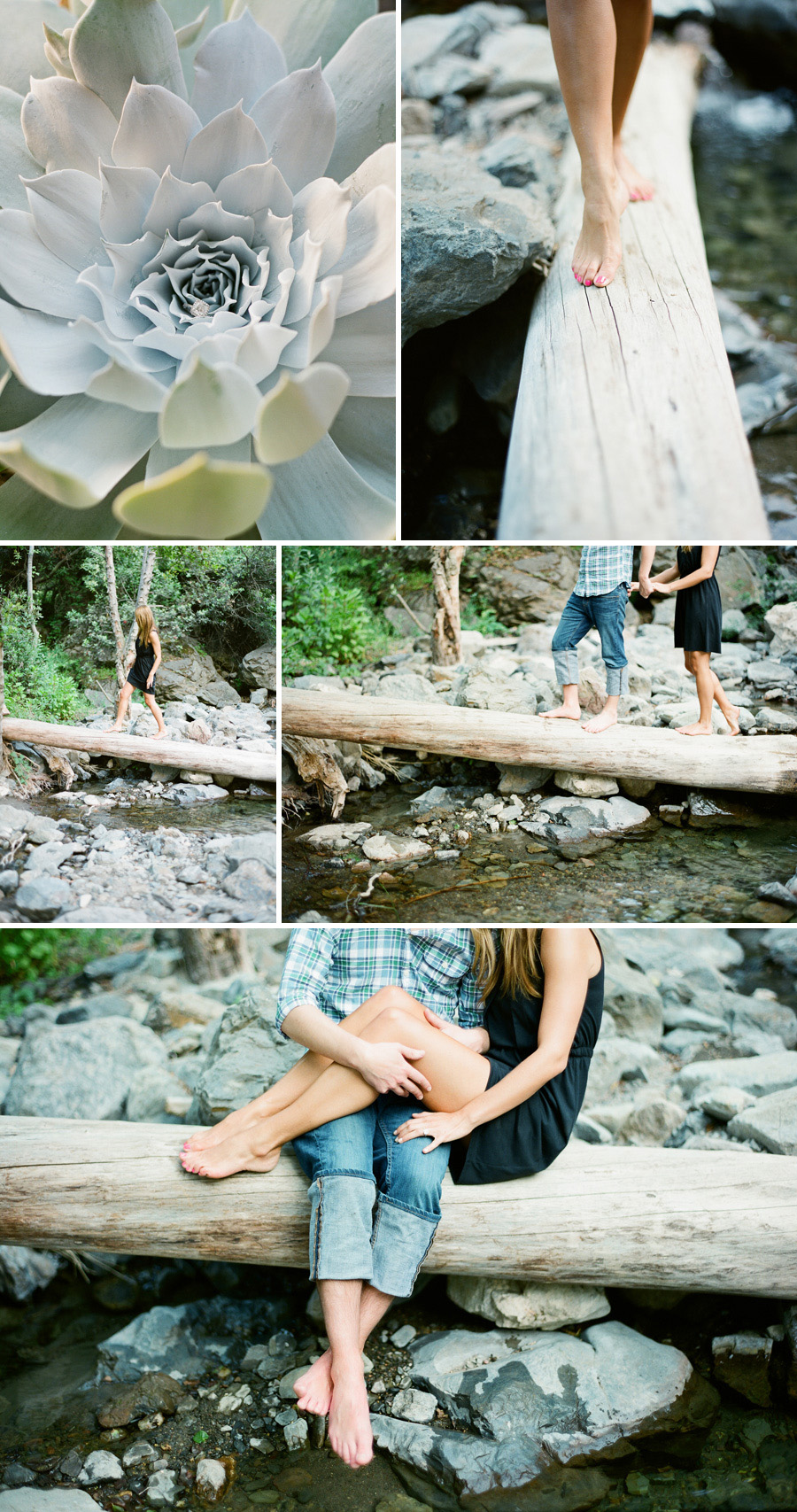 Orange County Wedding Photographer Rustic engagement photography 0001A