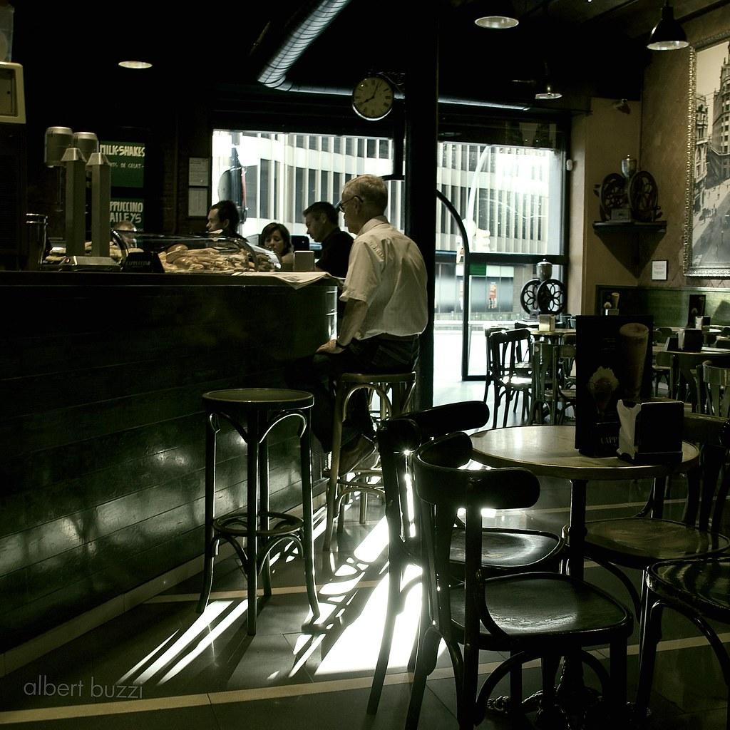 08:03 am - el primer cafè