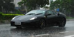Ferrari F430 Scuderia (Rupert Procter) Tags: auto hk car hongkong nikon ride awesome mobil coche motor  kereta  carspotting rwp rupertprocter d80  chasingexotics    juanchai juanchaihk
