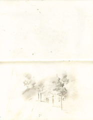 Drawings from Headington Hill