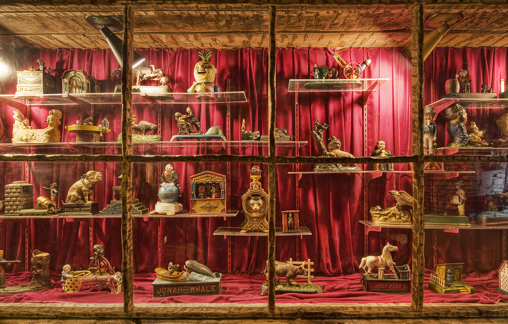 Piggybank collection (The House on the Rock)
