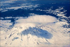 Mt Rainier (*Arianwen*) Tags: usa mountain snow nature wa mtrainier northerncascades arianwen