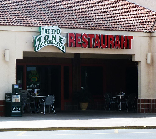 The End Zone Family Sports Restaurant