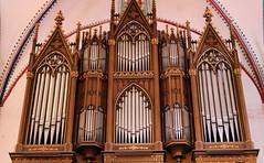 St. Marienkirche - Orgel - Greifswald 02 (Stefan_68) Tags: church germany deutschland kirche organ marienkirche organo eglise organpipes orgel greifswald stmaryscathedral orgue orel mecklenburgvorpommern stmarien orgona orgelpfeifen kirchenorgel organy