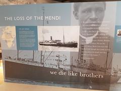 Remembering the SS Mendi (greentool2002) Tags: delville wood south african national memorial remembering ss mendi