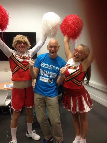 sport relief with duncan goodhew