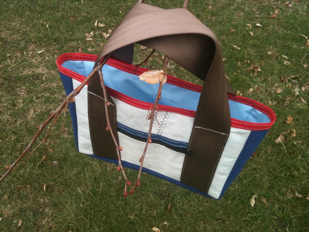 Sailcloth Hand Bag