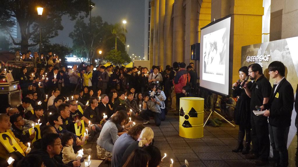 Anti-Nuclear Talk