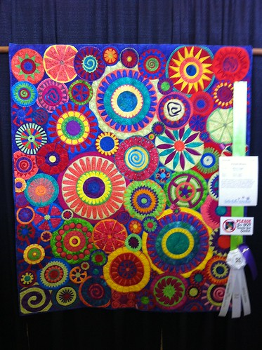 2011 Dallas Quilt Show- all appliqued