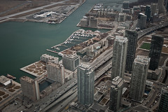 Waterfront  Toronto, ON, Canada (Tchacky) Tags: toronto ontario canada landscape nikon cityscape cntower d90
