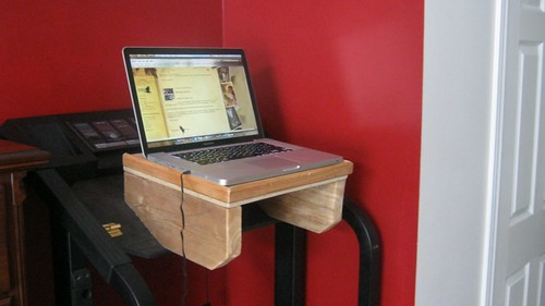Treadmill Desk - Ready to Go