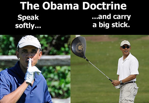 The Obama Doctrine
