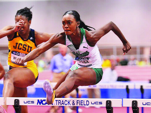 Grizzlies Women Take 3rd at NCAA Indoor Championships; Men Finish 7th