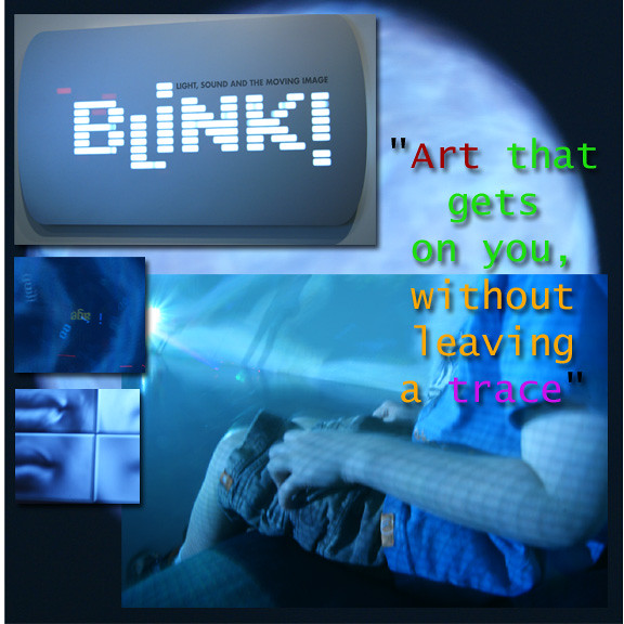 """Blink"" Exhibit at the Denver Art Museum"