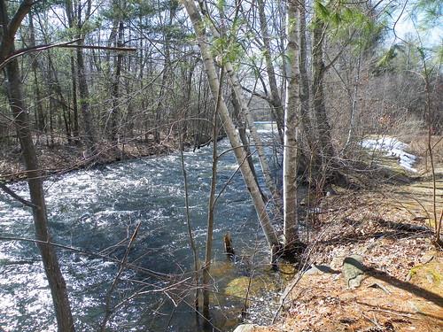 Quinebaug river